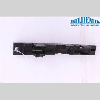 Stötfångare Deform.Element Bak MB ML/GLE-KLASS (W166) 12-19 MERCEDES ML 350 BLUTEC 2013 A1663150065