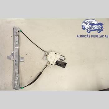 Fönsterhiss Elektrisk Komplett PEUGEOT 407 5DCBI 2,2i 6VXL SER ABS 2005