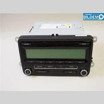 RADIO / STEREO   VW POLO 10-17 1,4 I.VW POLO 2011 5M0035186AA
