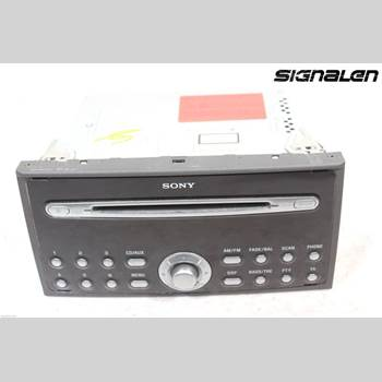 Radio FORD FOCUS     04-07  2005 4M5T18C815BL