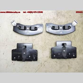 Bromsbelägg Fram DODGE PICK UP RAM  1995 04886279AB