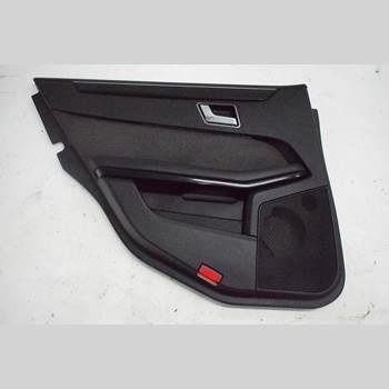 Dörrklädsel - Vänster MB E-KLASS (W212) 09-16 E250 AVANTGARDE 2009