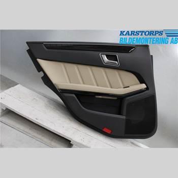 Dörrklädsel - Vänster MB E-KLASS (W212) 09-16 E220 CDI 2012 A2127300170