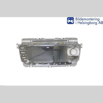RADIO CD/MULTIMEDIAPANEL SEAT IBIZA IV 08-16  IBIZA 2013 6J1035153H
