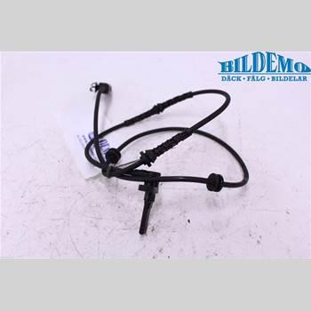 ABS Sensor FIAT DUCATO 15- FIAT DUCATO POESSL 2,3 HUSBIL 2016 52091136