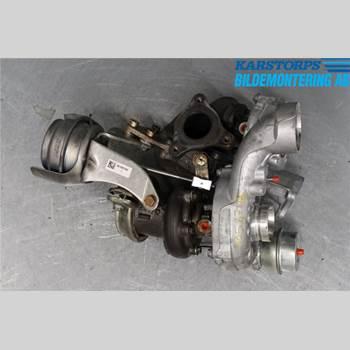 Turboaggregat MB C-KLASS (W205) 14- C220d Bluetec AMG STYLING 2016 A6510901186