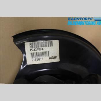 VOLVO XC90 07-14 D5 AWD 2,4d R-DESIGN 7-SITS 2014 31277992