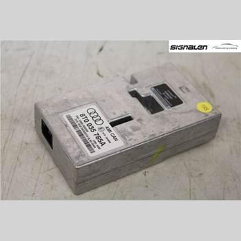 Radio Övrigt AUDI A4/S4 08-11 AUDI A4 SEDAN 4D 2010 8T0057785A