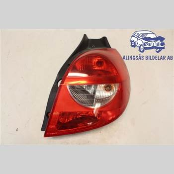 RENAULT CLIO III  06-09 5DCS 1,6i16V AUT SER ABS 2008 8200459960