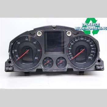 Kombi. Instrument VW PASSAT 2005-2011 VW PASSAT TDI 140 DPF 4M 2006 3C0920870QX