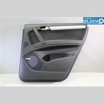 Dörrklädsel Höger AUDI Q7/SQ7 3,0 TDI.AUDI Q7 2014 4L0867304AC