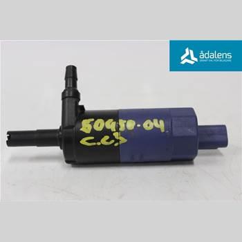Spolarpump Högtryck CITROEN C3 -04 CITROEN C3 1,6I SX KOMF 2004 6434 77