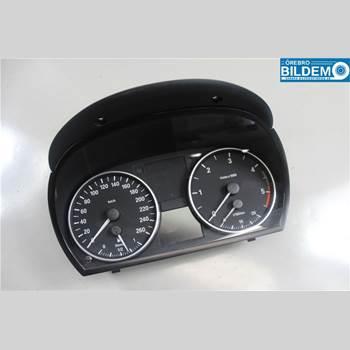 BMW 3 E90/91 SED/TOU 05-12 320D AUT 4D SED 2007 62109283815