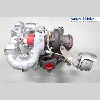 Turboaggregat MB C-KLASS (W205) 14- 220 D 2016 A6510901186