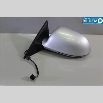 Spegel Yttre El-justerbar Vänster AUDI A5 07-16 2.7 TDI.AUDI A5 COUPE 2008 8T1857409E