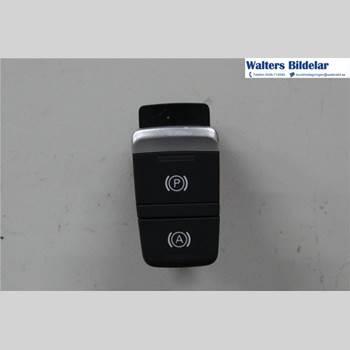 Strömställare - Parkeringsbroms AUDI A8/S8 4H 10-17 3,0 TDI QUATTRO 2011 4H1927225B