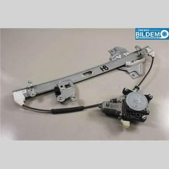 Fönsterhiss Elektrisk Komplett 2,9 CRDI AUT MPV 2007 834024D000