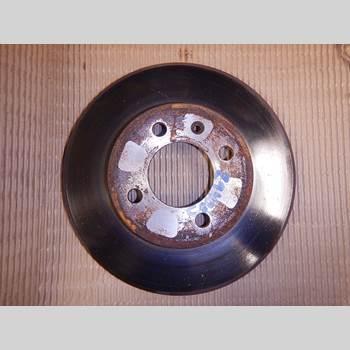 BROMSSKIVA FRAM VW GOLF III 92-99 VW GOLF CL 1,8 I M GL-PK 1995 SOLID