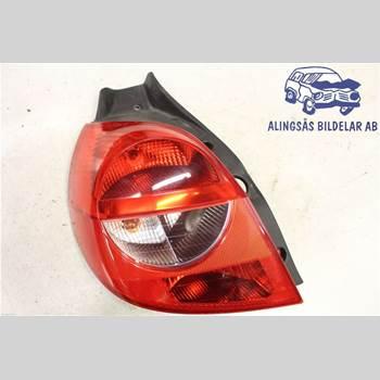 RENAULT CLIO III  06-09 5DCS 1,2 5VXL SER ABS 2007 8200459962