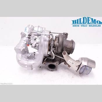 Turboaggregat MB C-KLASS (W205) 14- MERCEDESC 220 D 2016 A6510901586