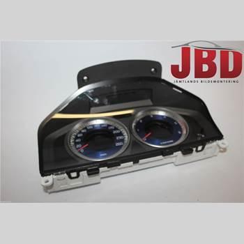 Hastighets Mätare VOLVO XC60 09-13 VOLVO D + XC60 2012 36002492