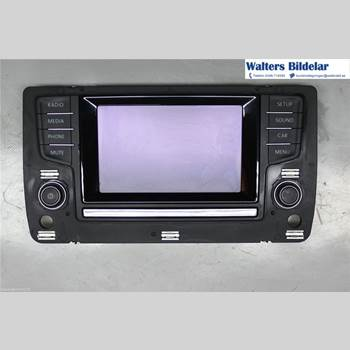 RADIO CD/MULTIMEDIAPANEL VW GOLF / E-GOLF VII 13- 1,6 TDI 2013 5G0919605