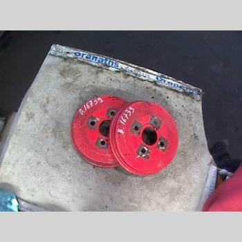 Bromstrumma Bak TOYOTA YARIS VERSO  00-05 TOYOTA YARIS VERSO 2001
