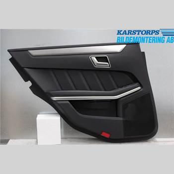 Dörrklädsel - Vänster MB E-KLASS (W212) 09-16 E250 CDI 4MATIC 2014 A2127307370