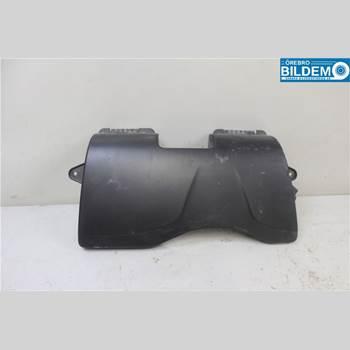 Deflektor/Luftintag Plåt / Plast BMW 1 E82/88 Coupé/Cab 06-13 120D 6VXL 2D COUPÉ 2008 13717797475