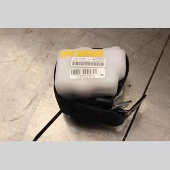 Säkerhetsbälte Mitten Bak SAAB 9-3 Ver 2/Ver 3 08-15 1.9TTiD Kombi 180hk 2010 12765019