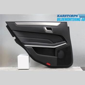 Dörrklädsel - Vänster MB E-KLASS (W212) 09-16 E220 CDI AVANTGARDE 2015 A2127306770