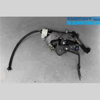 Gaspedal JAGUAR XJ X350        03-09 4,2 SWB 2008 C2C36664