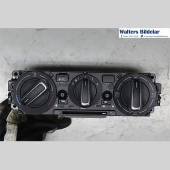 AC Styrenhet AC Manöverenhet VW UP! / E-UP! 1,0 TFSI 2014 1S0820045S