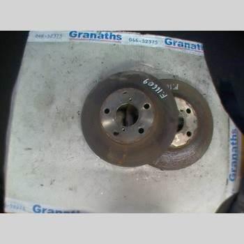 BROMSSKIVA FRAM TOYOTA RAV 4    00-06 TOYOTA RAV4 2004