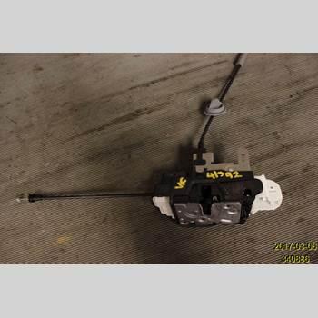 Centrallåsmotor Vänster VOLVO V40 12-  V40 2014 31440391