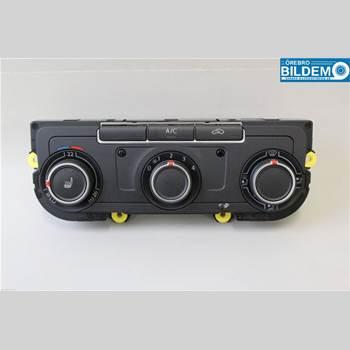 AC Styrenhet AC Manöverenhet VW TRANSP/Caravelle 16- 2,0 TDI.VW T5 SKÅP LÅNG 2016 7E0907047AG