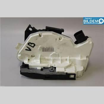 Låskista/Dörrlås 1,8 TFSI.VW PASSAT CC 2010 5N0839015D