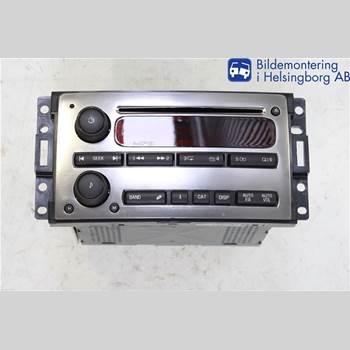 RADIO CD/MULTIMEDIAPANEL HUMMER H3 HUMMER H3G 2007 15852201