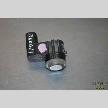 Parkeringshjälp Backsensor PEUGEOT 5008 10-16 PEUGEOT 5008 2010