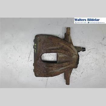 BROMSOK FRAM HÖGER TOYOTA AVENSIS   03-06 AVENSIS (II) 2003 4773005050