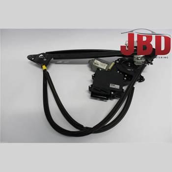Fönsterhiss Elektrisk Komplett VW SHARAN      01-10 SHARAN (II) 4-Motion 2006 7M0839461