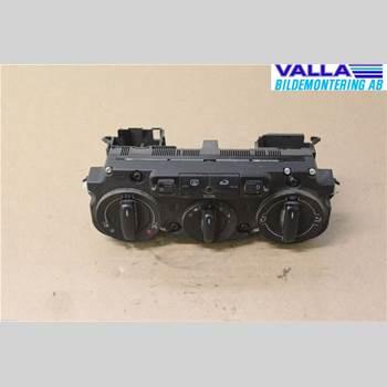 Värmereglage VW CADDY      04-10 1,9 TDI 2005 1K0820047HC