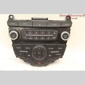 CD Radio FORD FOCUS 2015-2018  FOCUS 2015 1924167