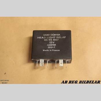 Relä Ljus SAAB 900      89-93 SAAB 900 I8 AB25J 1989