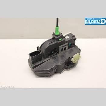 Låskista/Dörrlås OPEL INSIGNIA 09-16 2.0 Turbo AUT 4D SED 2009 13503180