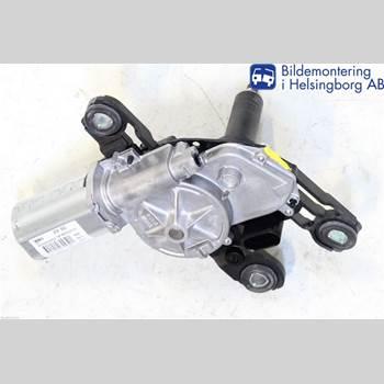 Torkarmotor Baklucka SKODA RAPID 01 RAPID 2014 5F4955711