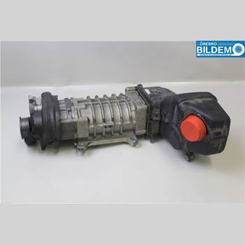 Kompressor Remdriven VW GOLF VI 09-13 1,4 TSI.VW GOLF 2009 03C145601EX