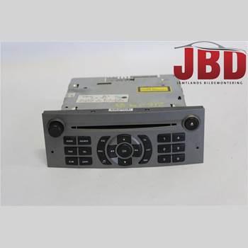 CD Radio CITROEN C5     05-08 CITROEN C5 HDI 138 SX A 2006 6564V1
