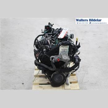 Motor Diesel FORD FIESTA 09-12 1.4 TDCI 2011