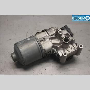 Torkarmotor Vindruta PEUGEOT 207 1,4 5VXL 5D CC 2006 6405CH